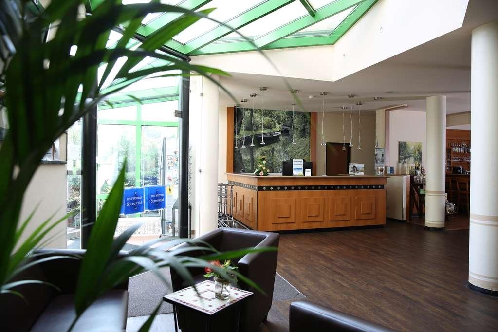 Best Western Spreewald - Lobby