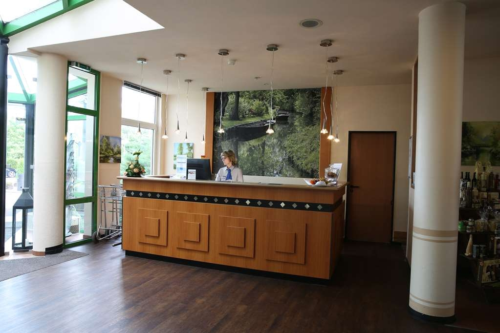 Best Western Spreewald - Reception