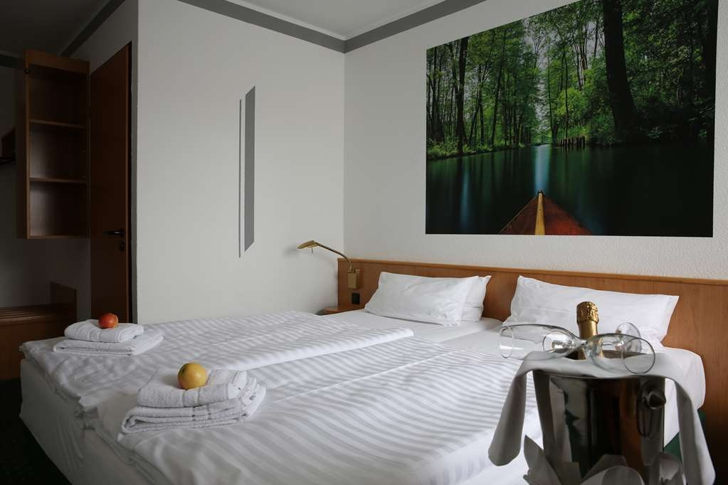 Best Western Spreewald - Gästezimmer/ Unterkünfte