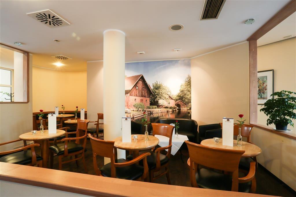 Best Western Spreewald - Restaurants
