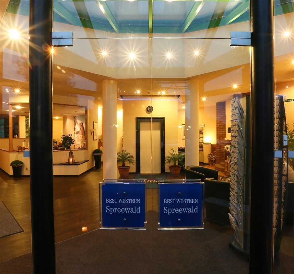 Best Western Spreewald - Foyer