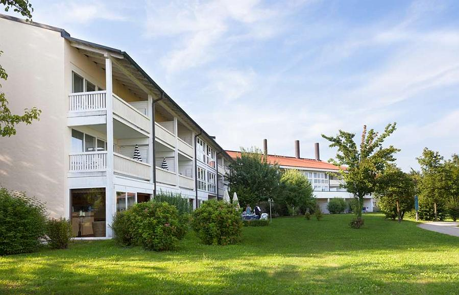 Best Western Aparthotel Birnbachhoehe - Außenansicht