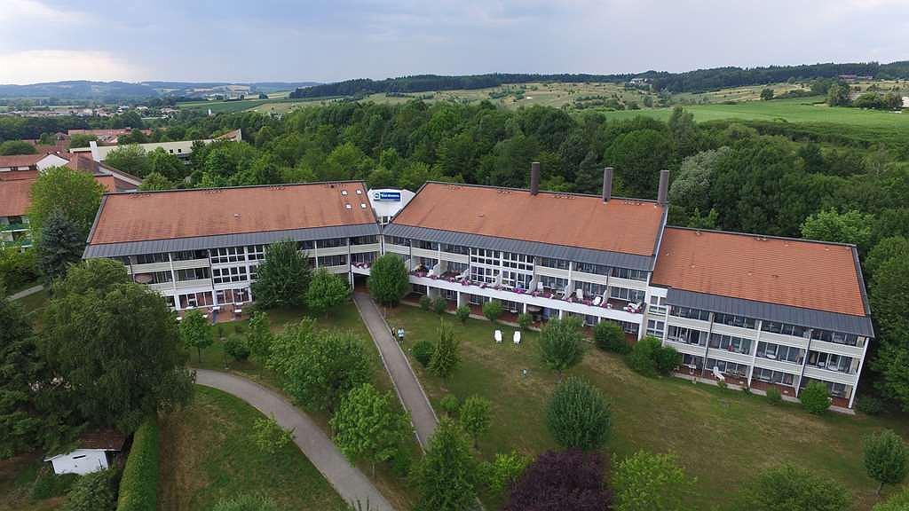 Best Western Aparthotel Birnbachhoehe - Aussenansicht