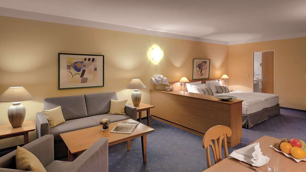 Best Western Aparthotel Birnbachhoehe - Chambres / Logements