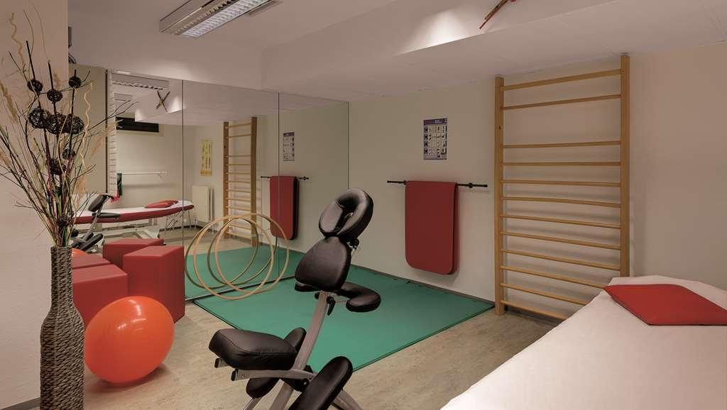 Best Western Aparthotel Birnbachhoehe - Fitnessstudio