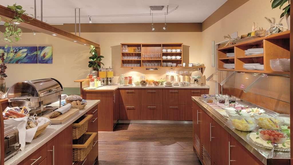 Best Western Aparthotel Birnbachhoehe - Restaurant / Gastronomie