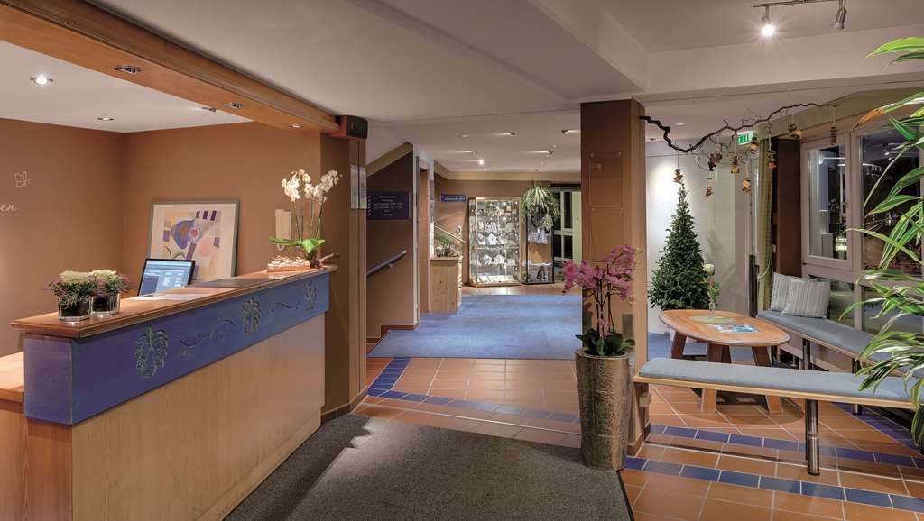 Best Western Aparthotel Birnbachhoehe - Lobbyansicht