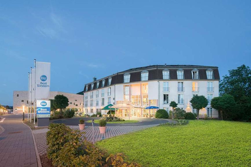 Best Western Parkhotel Leiss - Aussenansicht