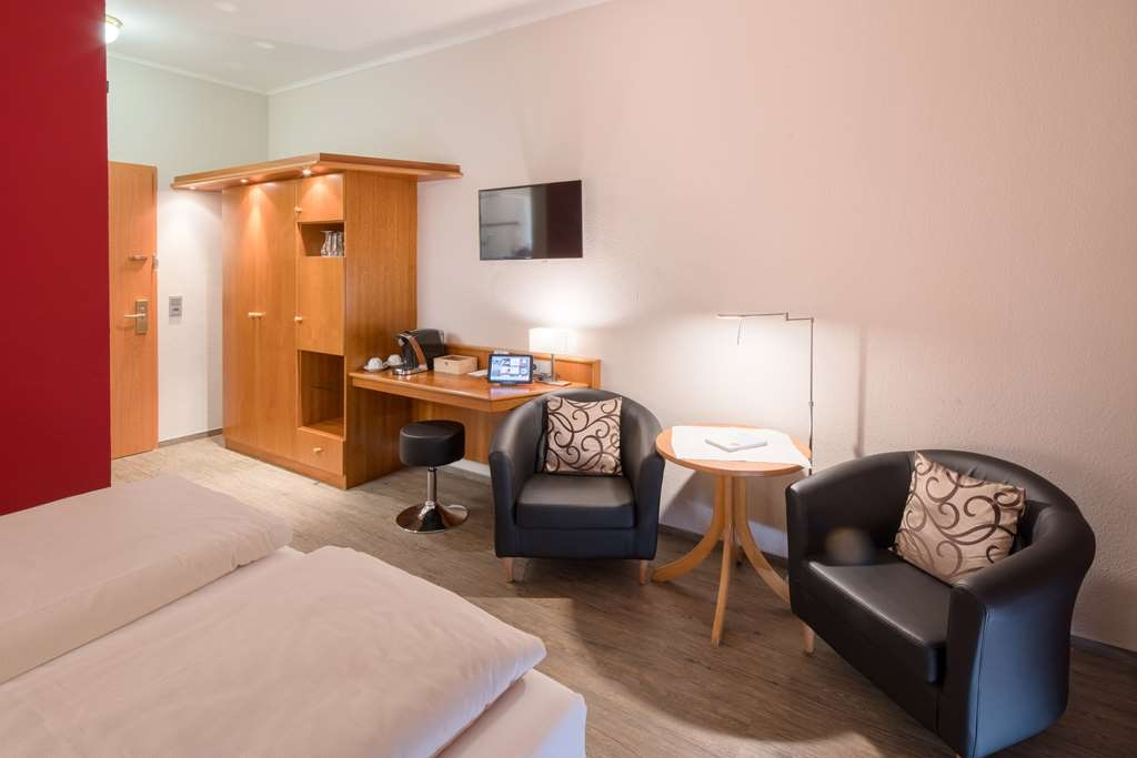 Best Western Parkhotel Leiss - Chambres / Logements