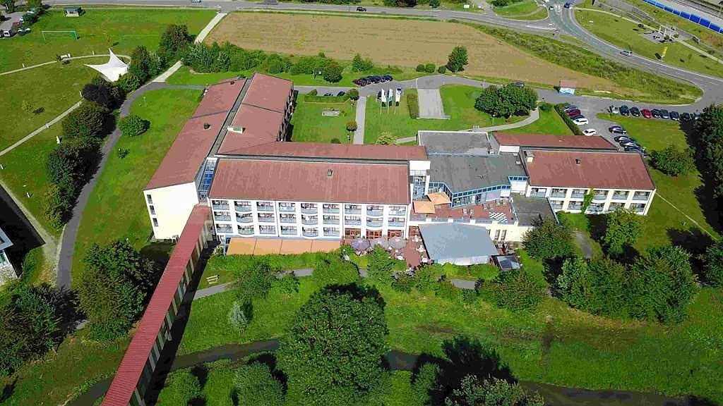 Best Western Plus Kurhotel an der Obermaintherme - Vue extérieure