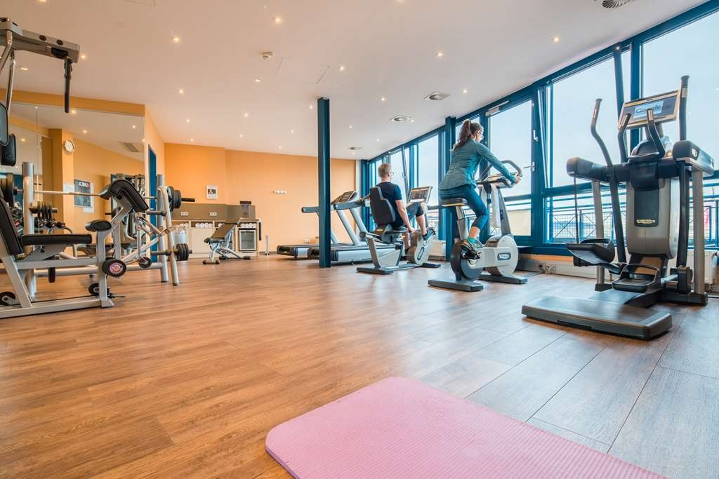 Best Western Plus Kurhotel an der Obermaintherme - Club de remise en forme