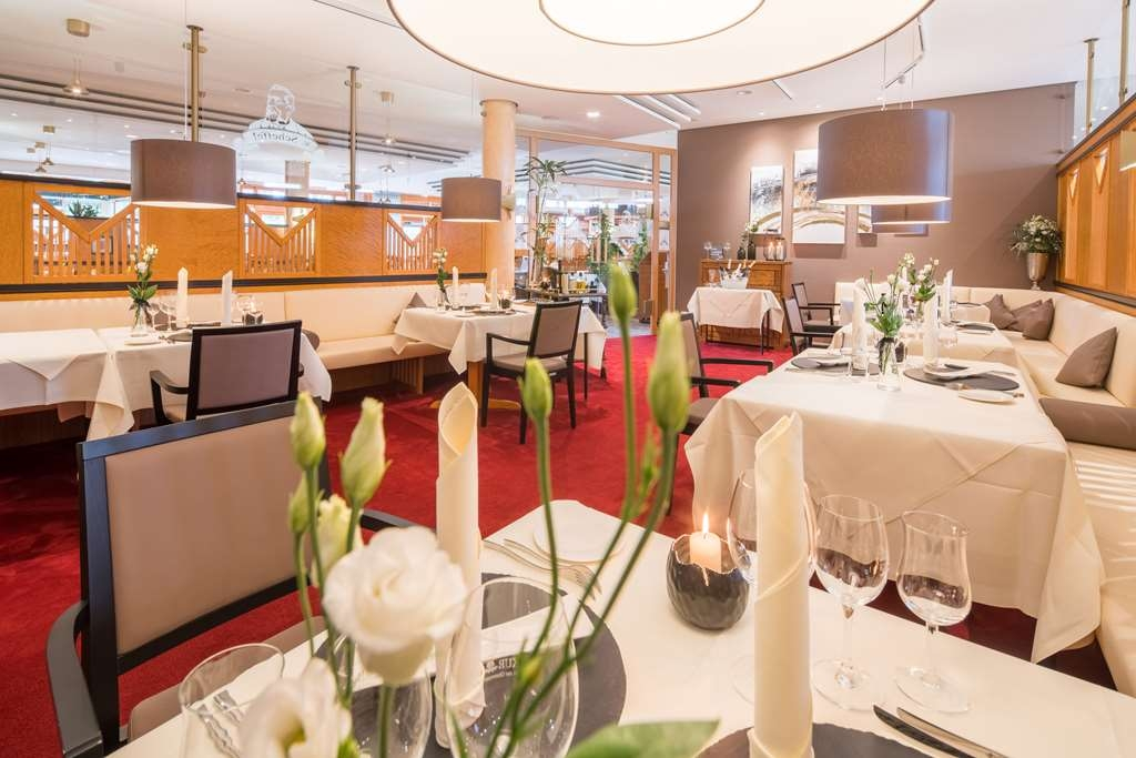 Best Western Plus Kurhotel an der Obermaintherme - Restaurant / Etablissement gastronomique