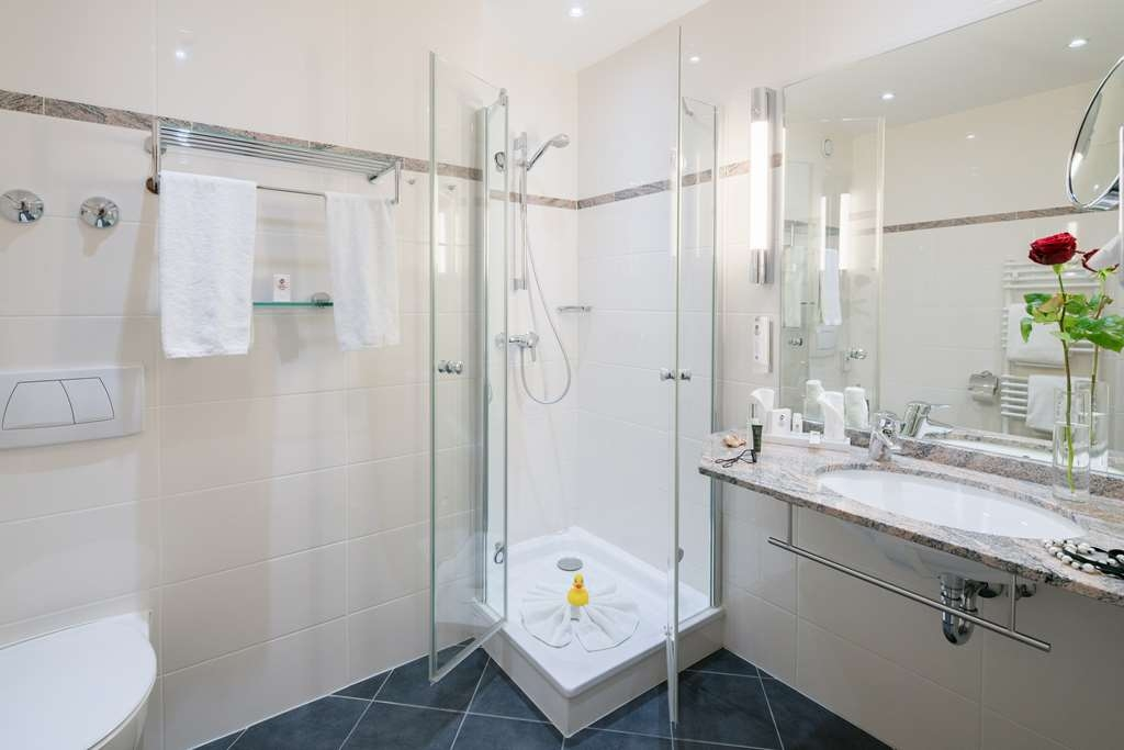 Best Western Plus Kurhotel an der Obermaintherme - Habitaciones/Alojamientos