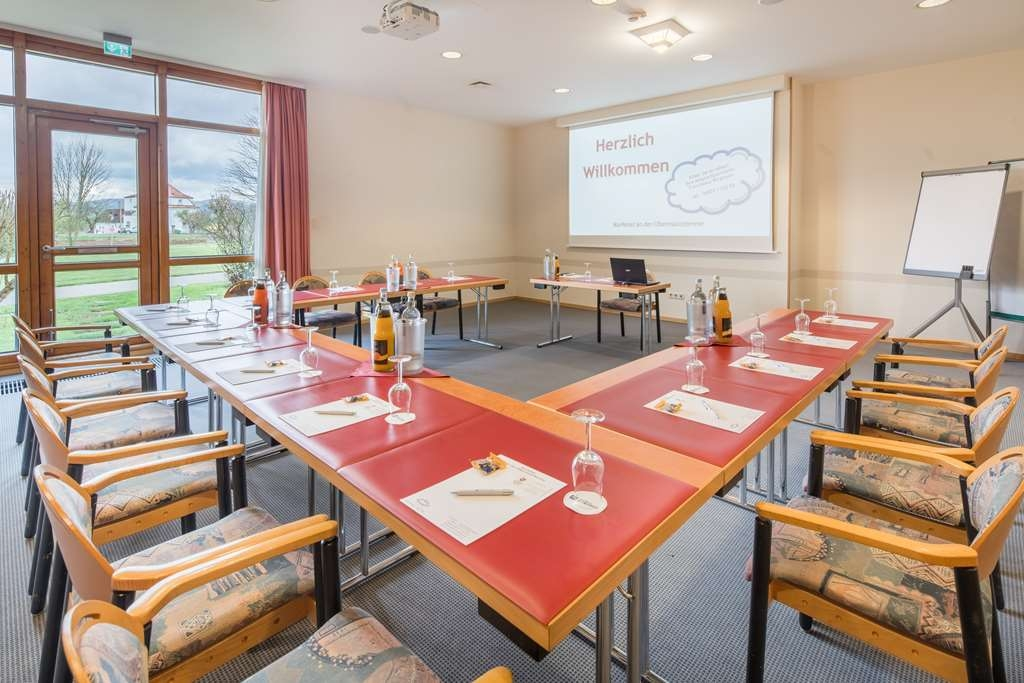 Best Western Plus Kurhotel an der Obermaintherme - Sala de reuniones