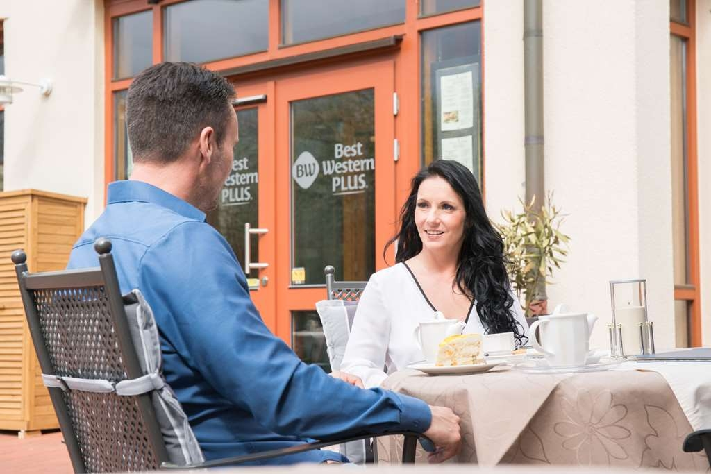 Best Western Plus Kurhotel an der Obermaintherme - Facciata dell'albergo