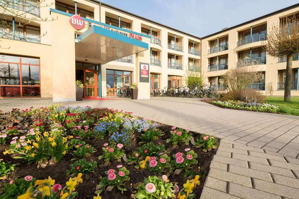 Best Western Plus Kurhotel an der Obermaintherme - Façade