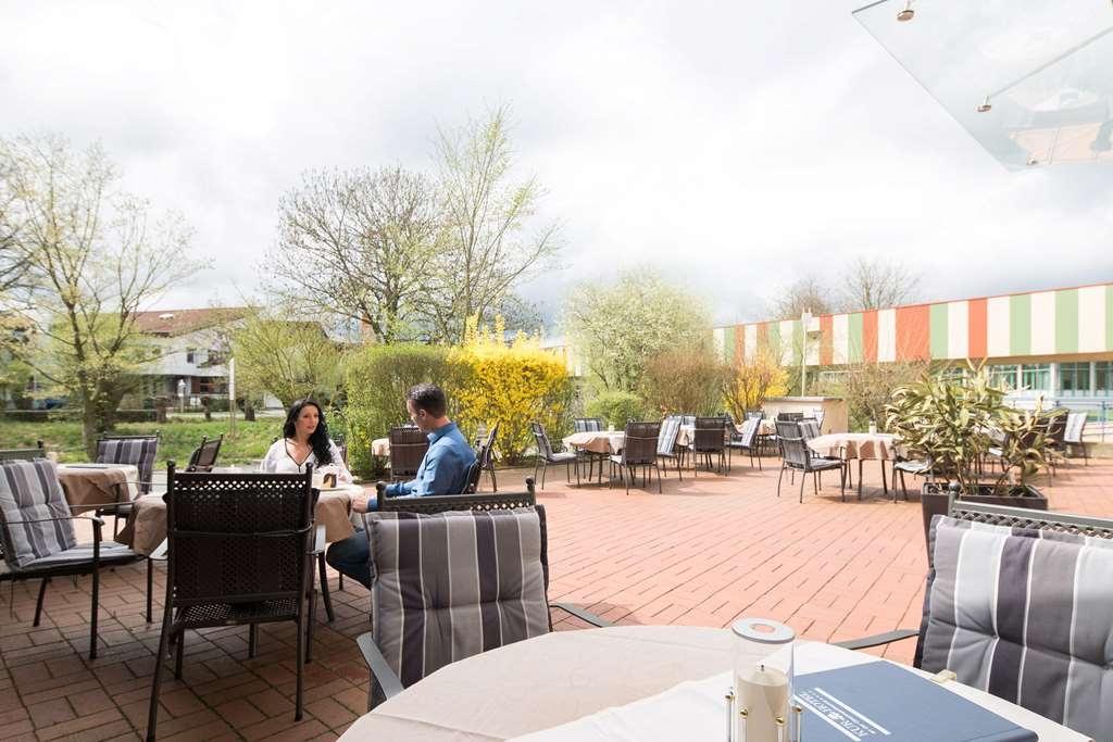Best Western Plus Kurhotel an der Obermaintherme - Terrace