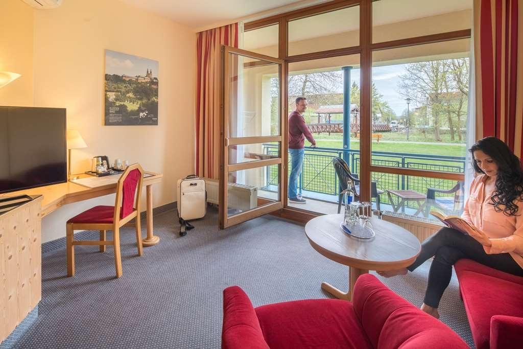 Best Western Plus Kurhotel an der Obermaintherme - Chambres / Logements