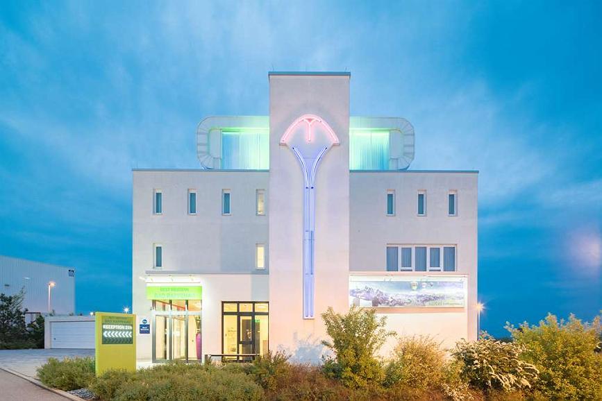 Best Western Hotel Bad Rappenau - Aussenansicht