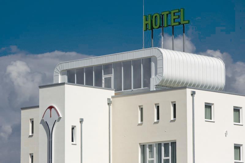 Best Western Hotel Bad Rappenau - Vista exterior