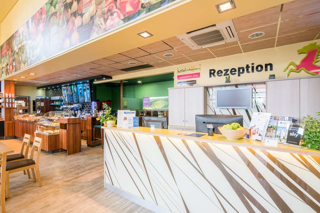 Best Western Hotel Bad Rappenau - Reception