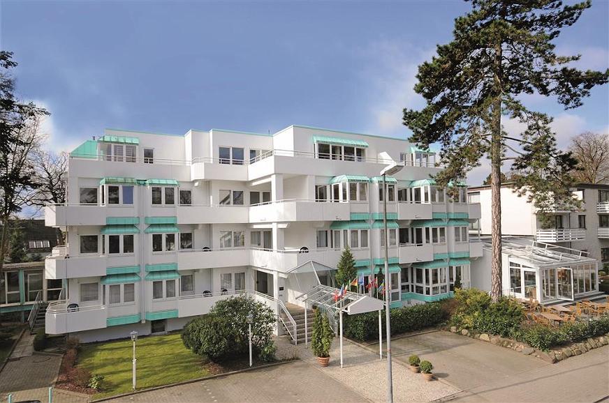 Best Western Hotel Timmendorfer Strand - Außenansicht