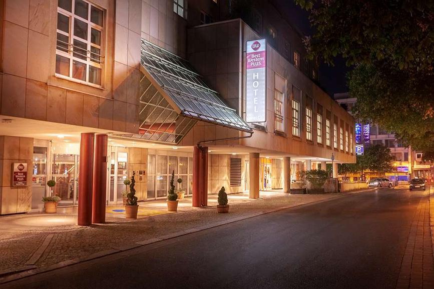 Best Western Plus Hotel Kassel City - Aussenansicht