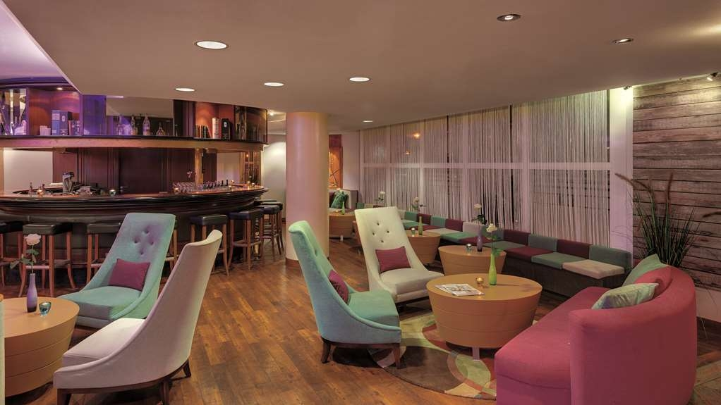 Best Western Plus Hotel Kassel City - Bar/Lounge