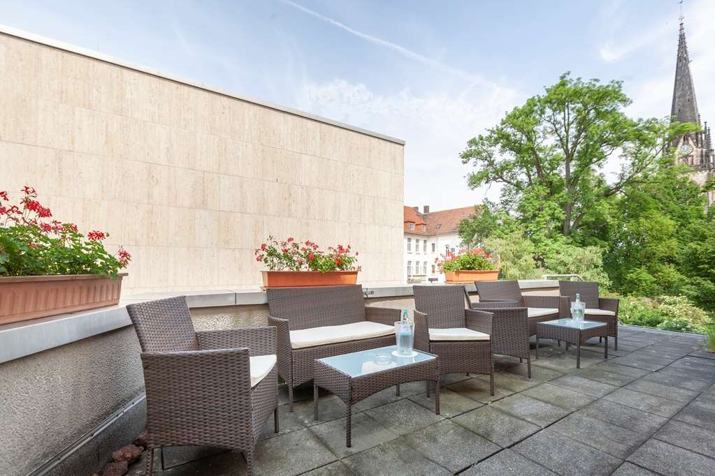 Best Western Plus Hotel Kassel City - bar