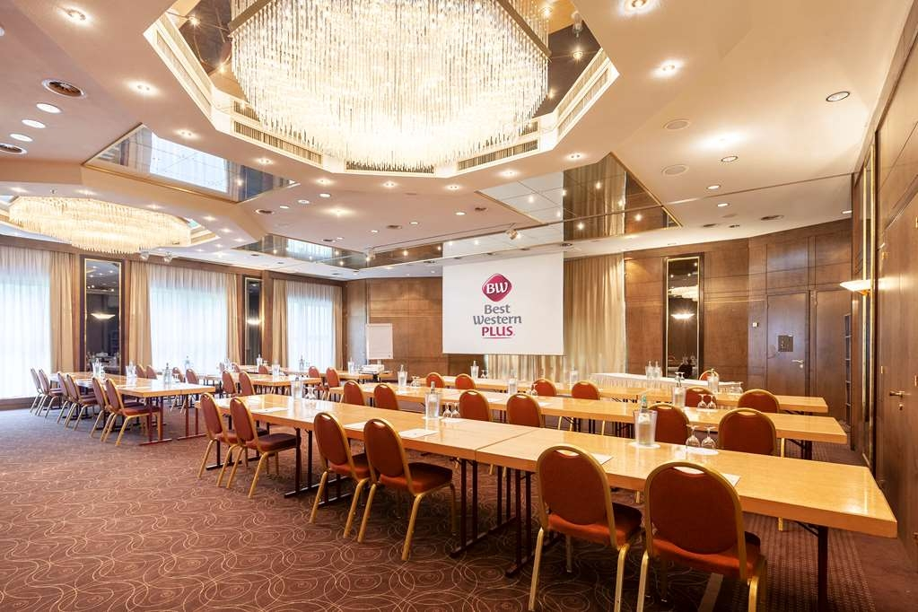 Best Western Plus Hotel Kassel City - meeting room
