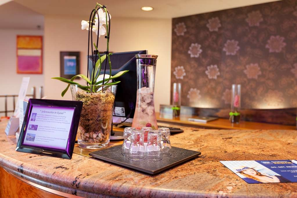 Best Western Plus Hotel Kassel City - Reception