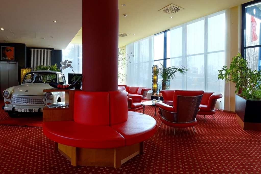 Best Western Amedia Zwickau - Vue du lobby