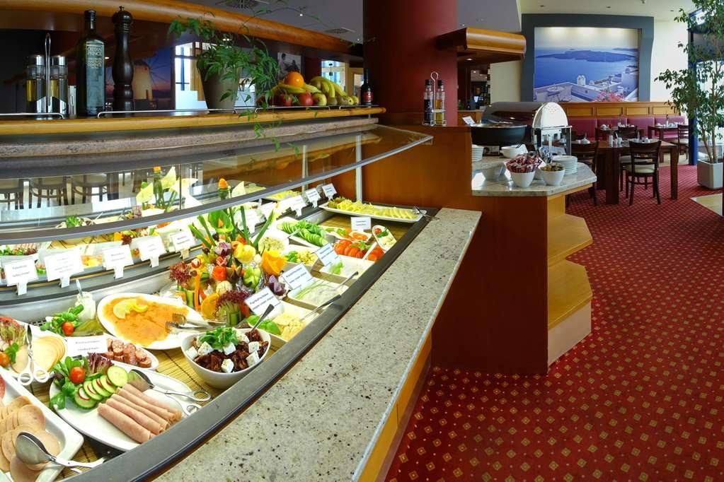 Best Western Amedia Zwickau - Restaurant / Gastronomie
