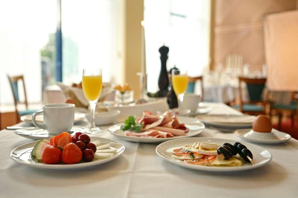 Best Western Plaza Hotel Zwickau - Ristorante / Strutture gastronomiche