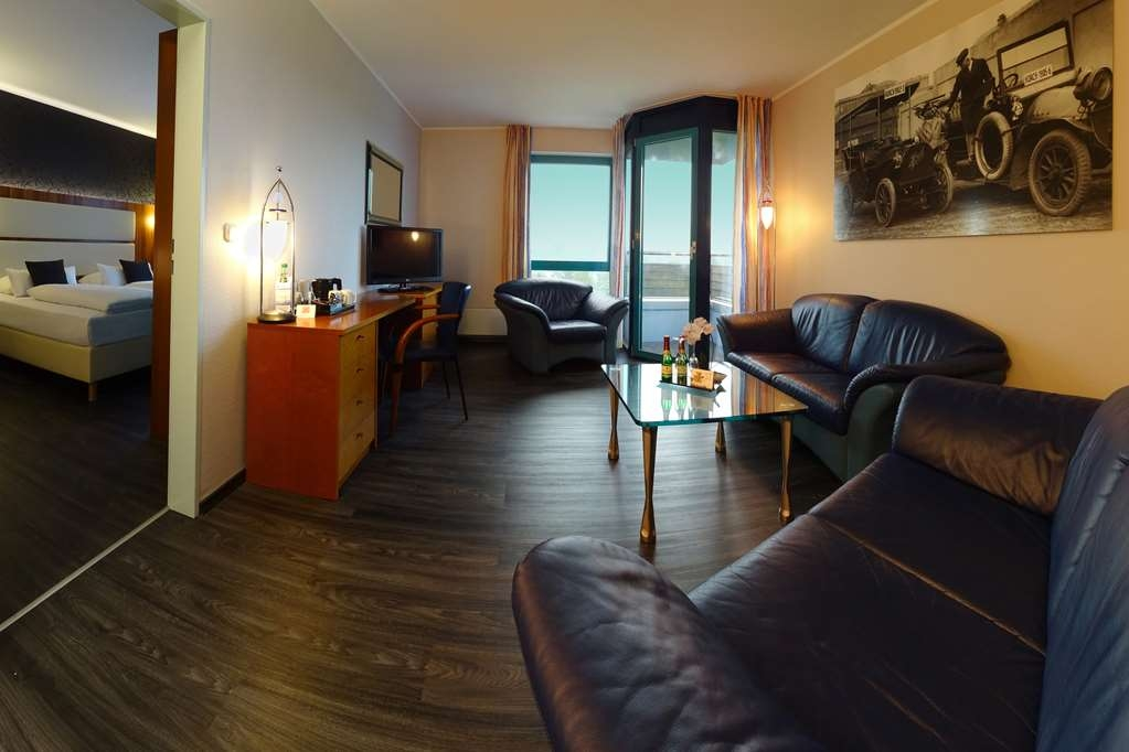Best Western Plaza Hotel Zwickau - Amenità Agriturismo