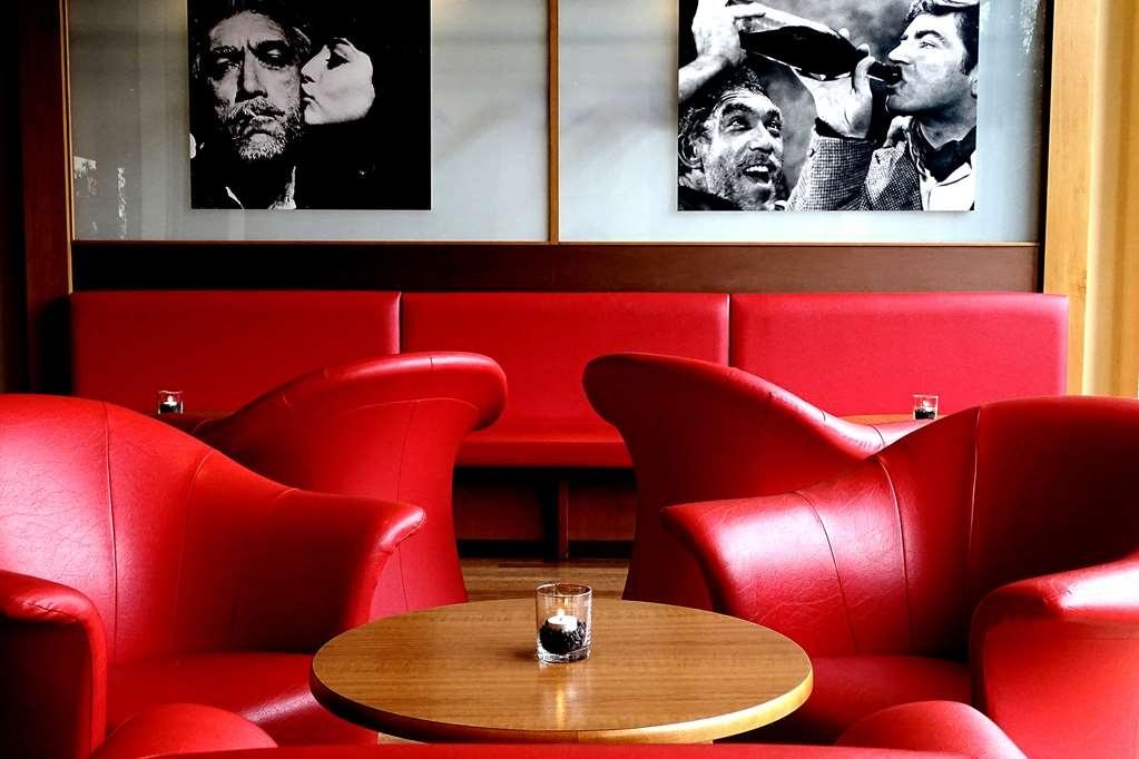 Best Western Plaza Hotel Zwickau - Bar / Lounge