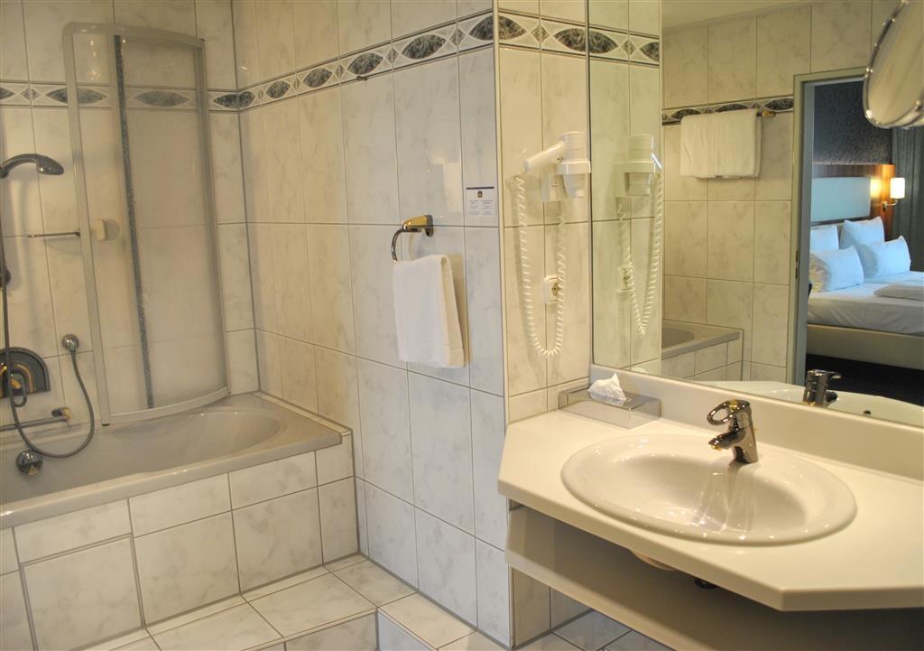 Best Western Amedia Zwickau - Salle de bains