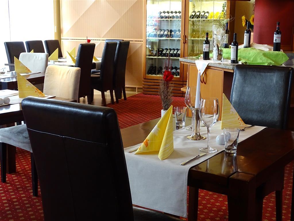 Best Western Amedia Zwickau - Restaurant