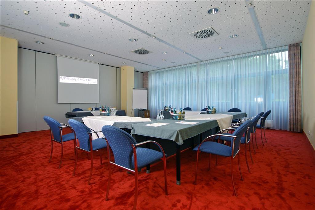 Best Western Amedia Zwickau - Sala meeting