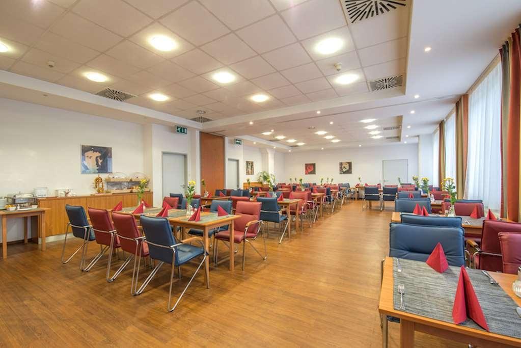 Best Western Amedia Passau - Restaurant / Gastronomie