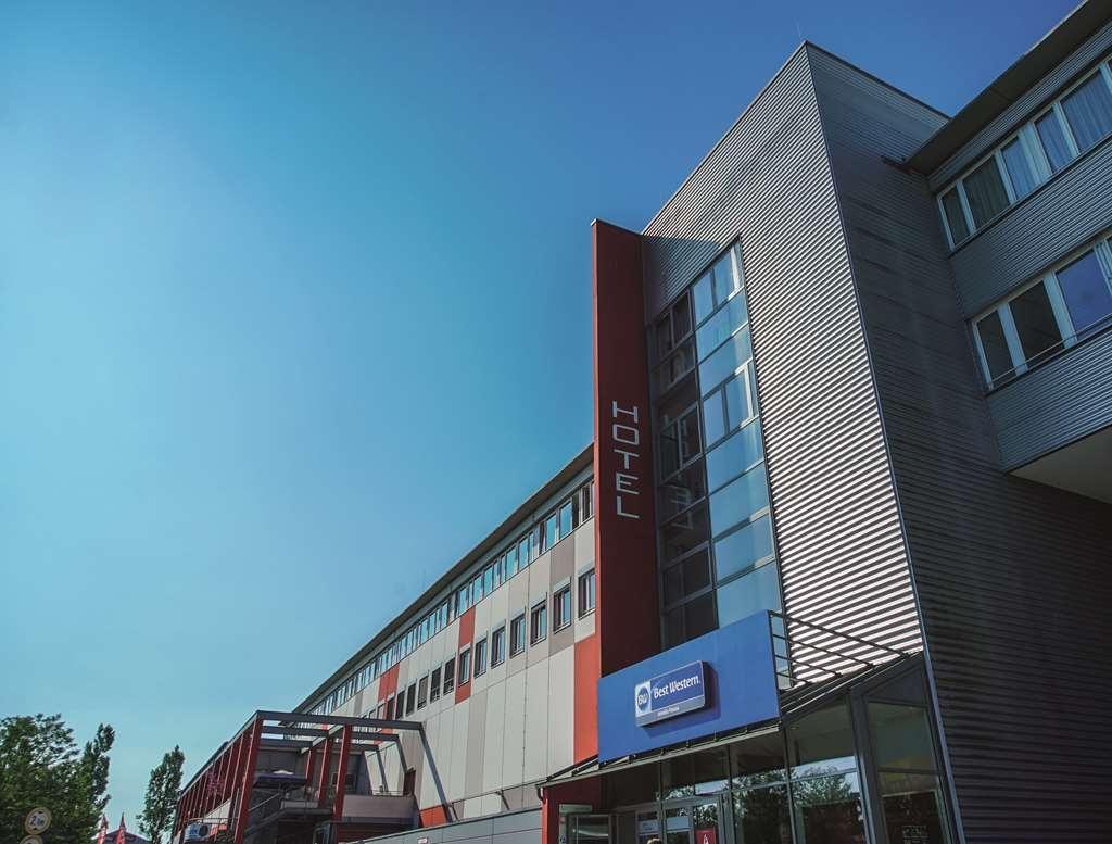 Best Western Amedia Passau - Facciata dell'albergo