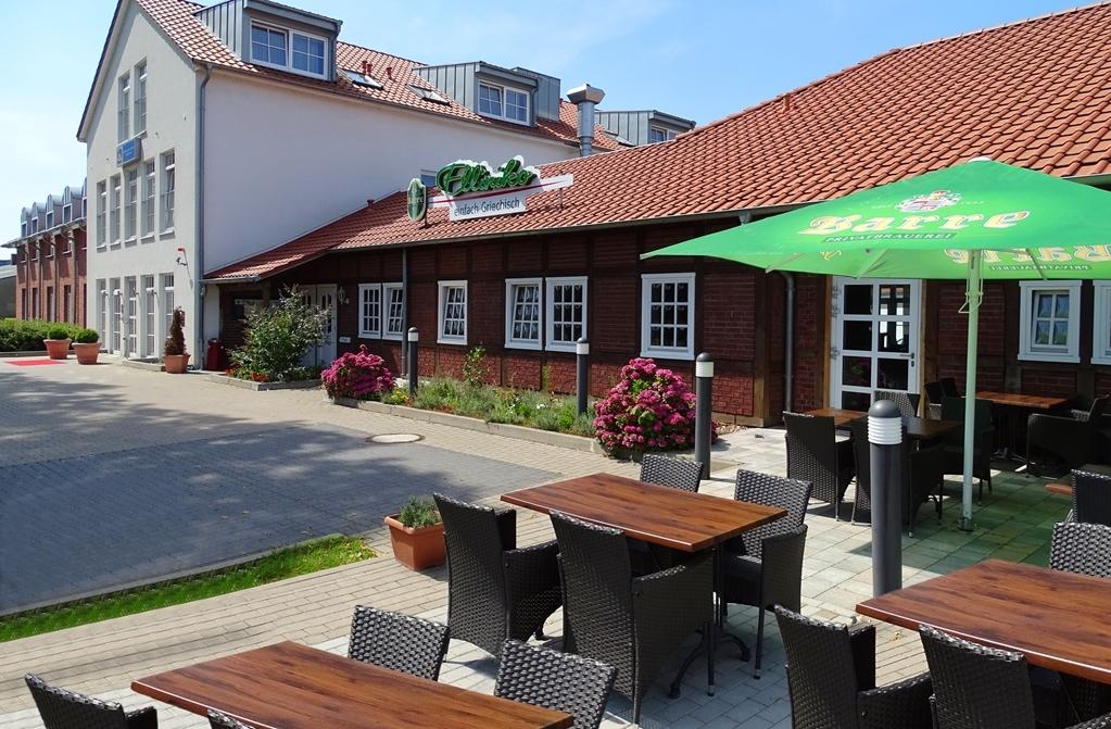 Best Western Amedia Bielefeld / Werther - Terrace