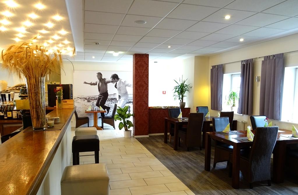 Best Western Amedia Bielefeld / Werther - Bar/Lounge