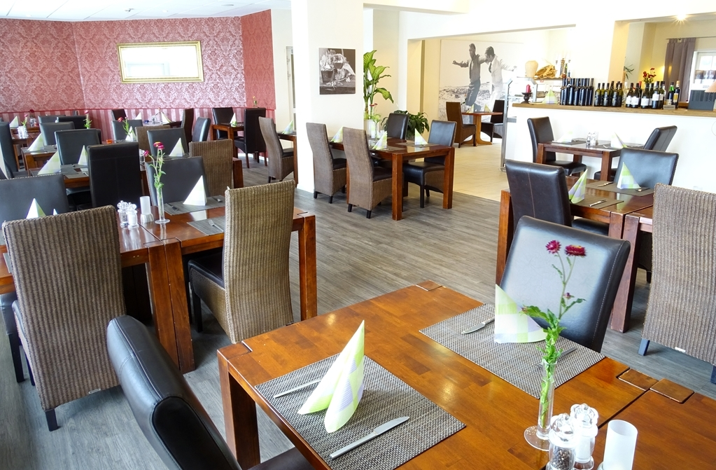 Best Western Amedia Bielefeld / Werther - Dining Area