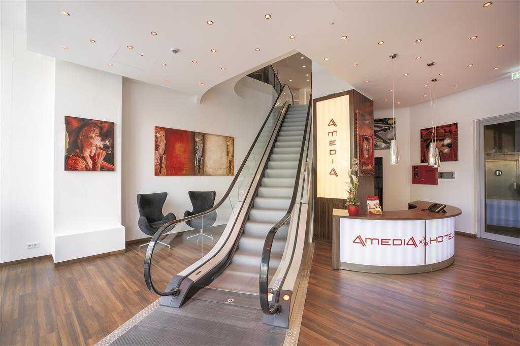 Best Western Plus Amedia Berlin Kurfuerstendamm - Hall