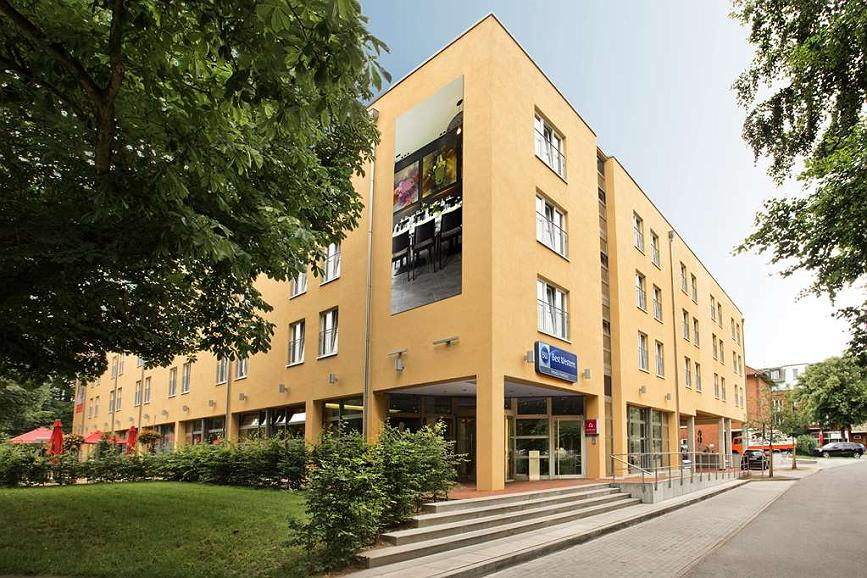 Best Western Plaza Hotel Hamburg - Aussenansicht