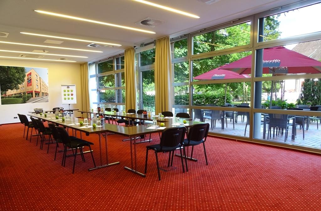 Best Western Amedia Hamburg - Salle de réunion