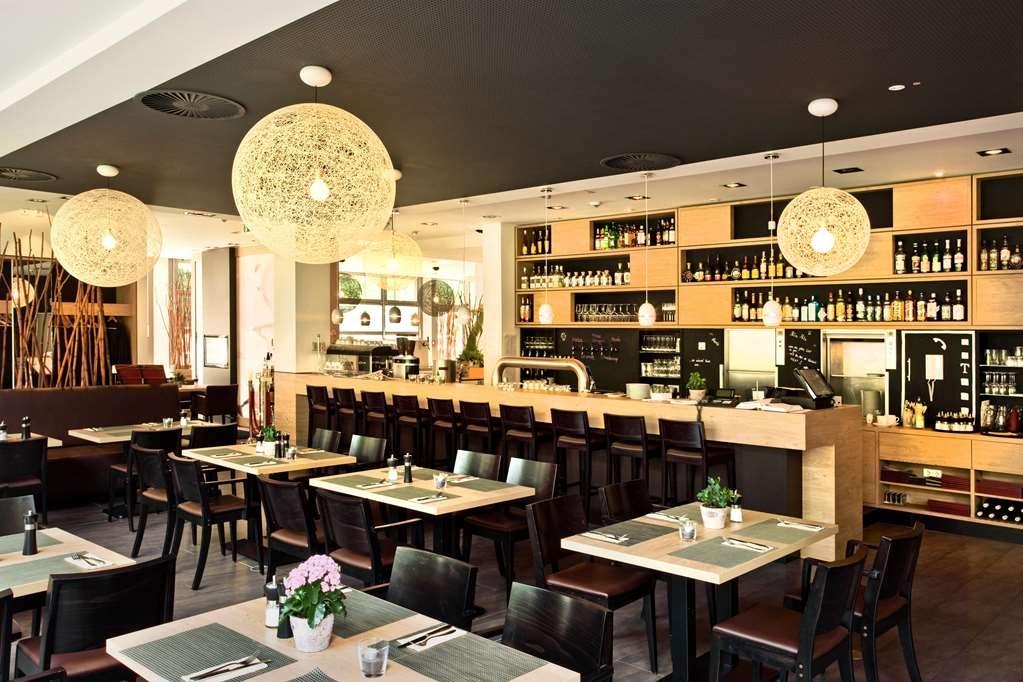Best Western Amedia Hamburg - Bar / Lounge
