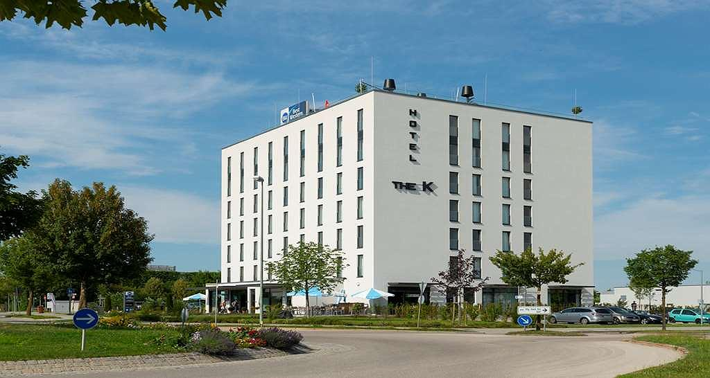 Best Western Hotel The K Munich Unterfoehring - Aussenansicht