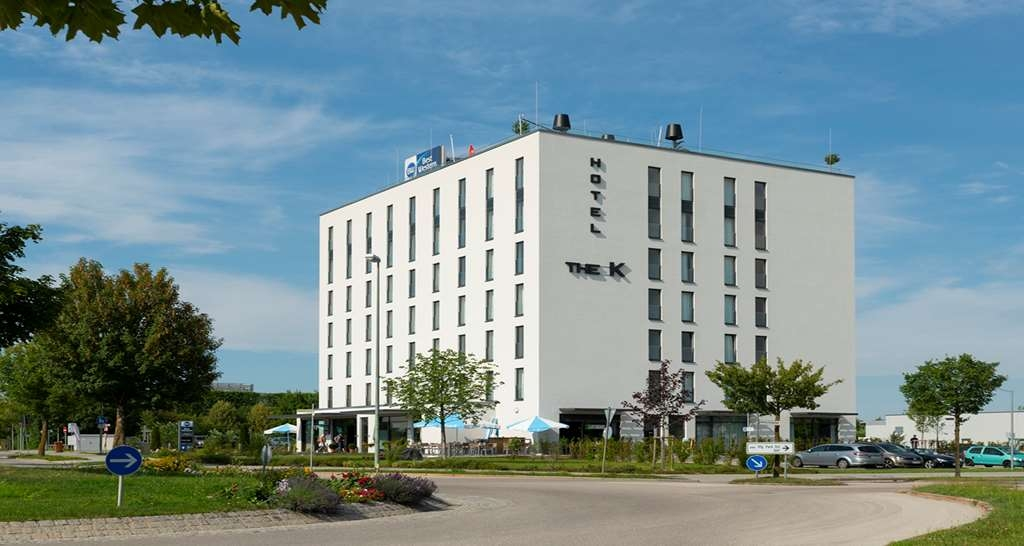 Best Western Hotel The K Munich Unterfoehring - Facciata dell'albergo